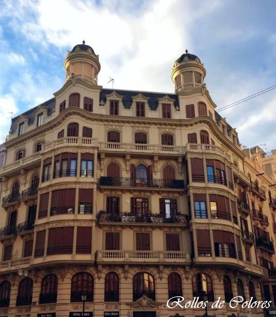 Calle Castellón Valencia