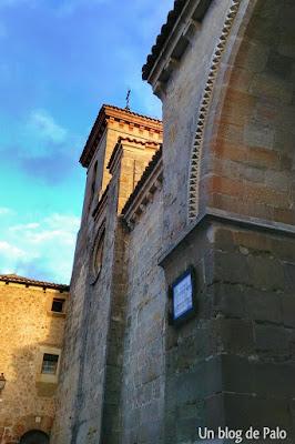 iglesia san vicente martir sigüenza