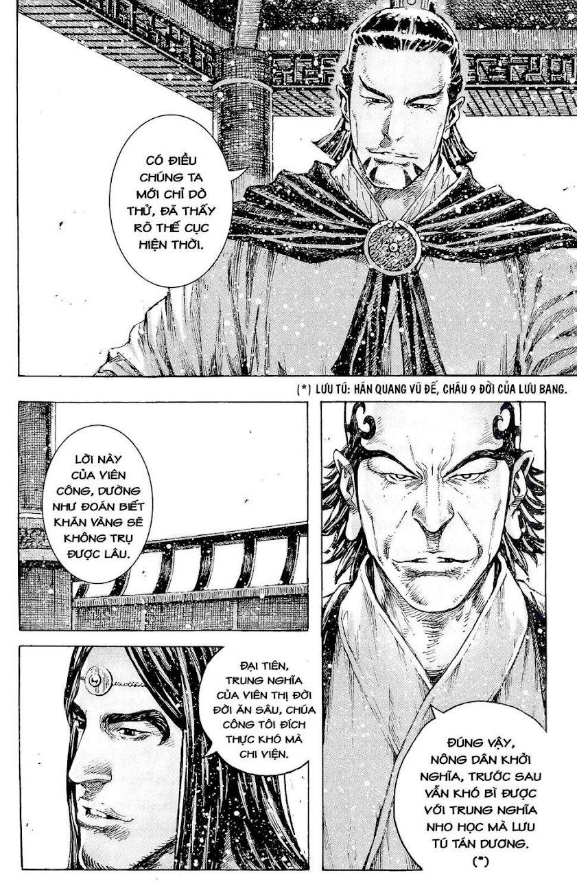 Hỏa phụng liêu nguyên Chương 347: Điềm gì cho Viên Thiệu [Remake] trang 4