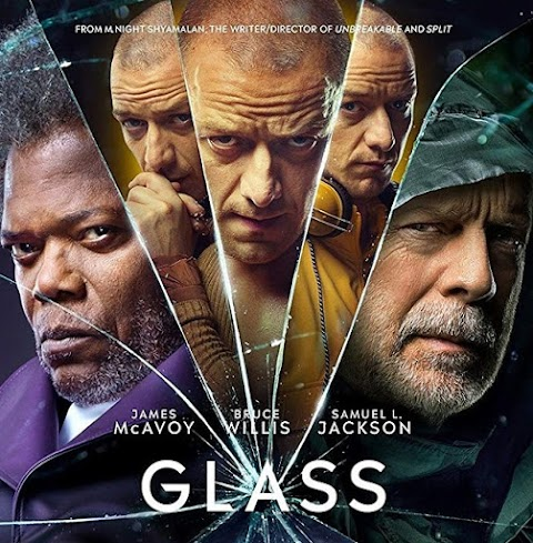 Fakta, Review dan Sinopsis Film Glass 2019