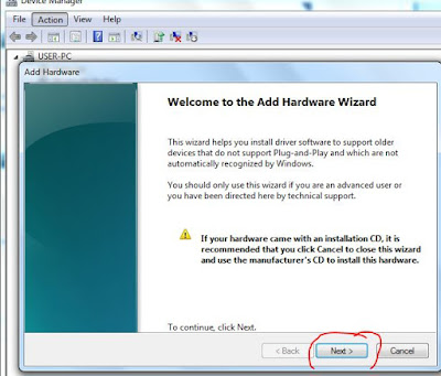 วิธีการ Add Ports(COM & LPT) Windows 7