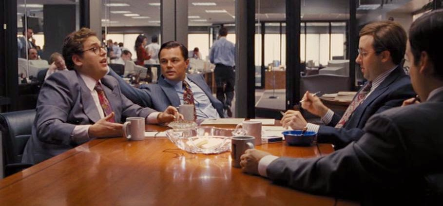 """The Film Sufi: """"The Wolf of Wall Street"""" - Martin Scorsese"""