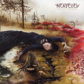"""Το βίντεο των Hexvessel """"Drugged Up On The Universe"""" από τον δίσκο """"When We Are Death"""""""