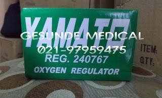Regulator O2 Industri