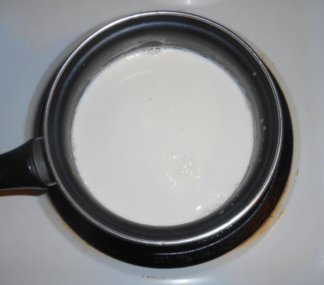 Dark Thoughts Recipe Baked Vanilla Custard