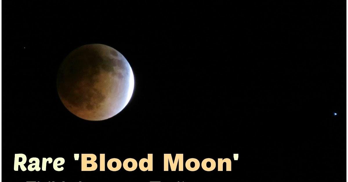 blood moon rare eclipse - photo #1