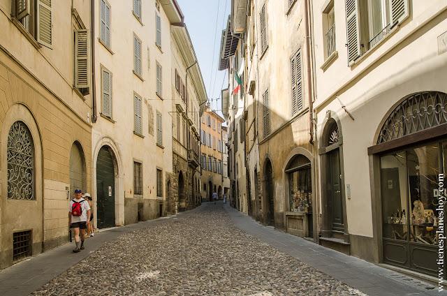 Visitar Bérgamo Italia