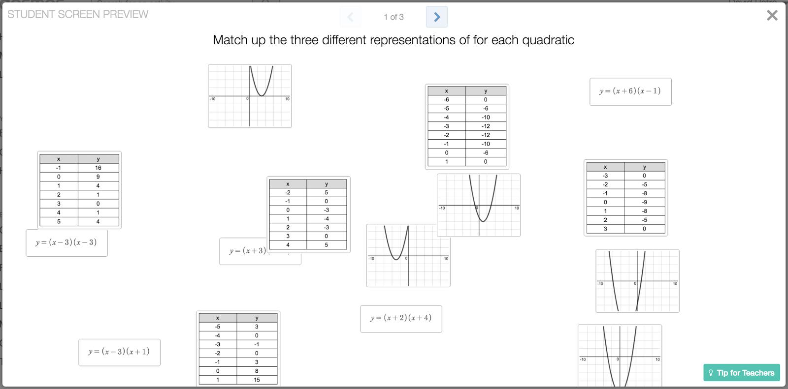 Engaging Math: Desmos Activities