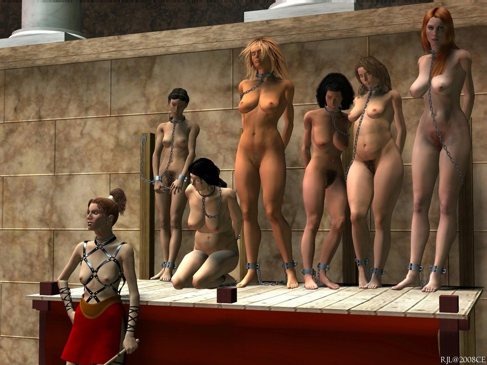 Связывание наказания рабынь порно