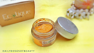 Ecotique crafted naturally 5 Earth Face and Body Pack Review