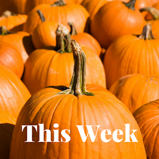 This Week @ Your Library...October 10-14, 2017