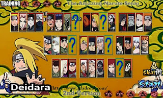 Download The Amazing Naruto Senki 2nd Version Apk