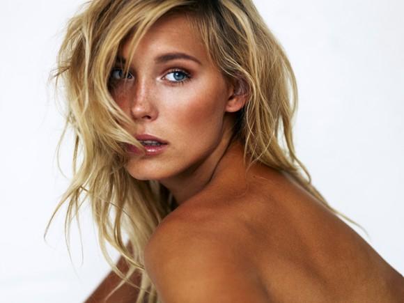 Le modelle della pubblicità: Ulrikke Toft per Magnum Algida 5 Kisses