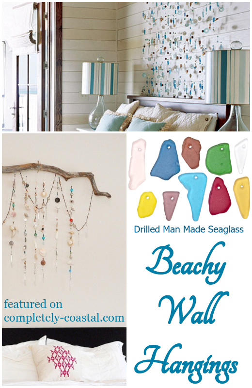Beachy Wall Hangings