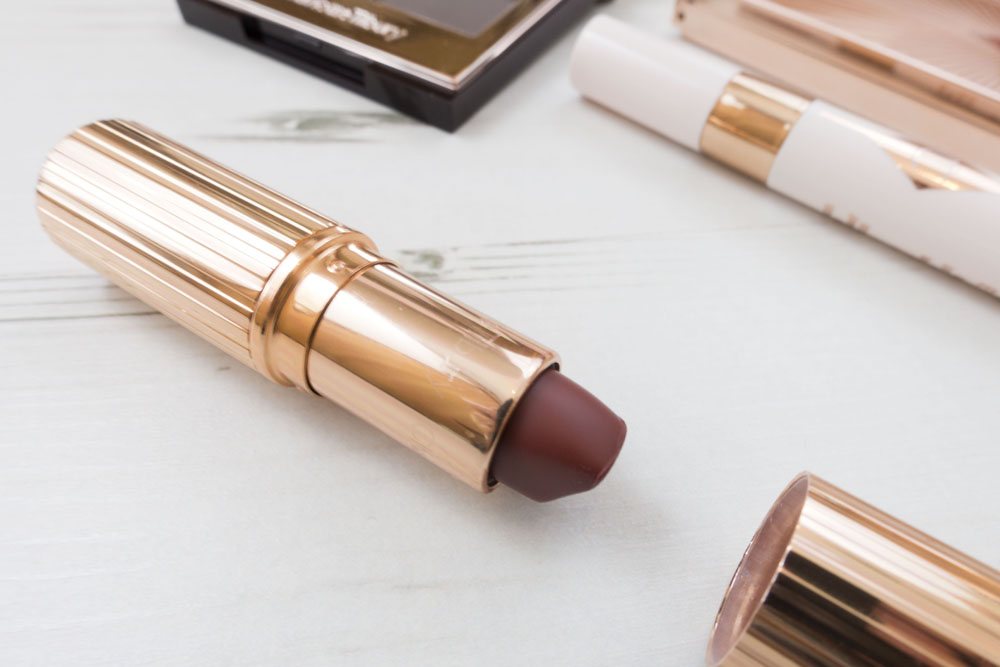 Charlotte Tilbury Make Up Review | Hits & Misses | Bond Girl Matte Lipstick