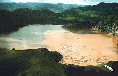 a5aqzp Nyos Lake, Danau yang Telah Mengorbankan 1.800 Jiwa