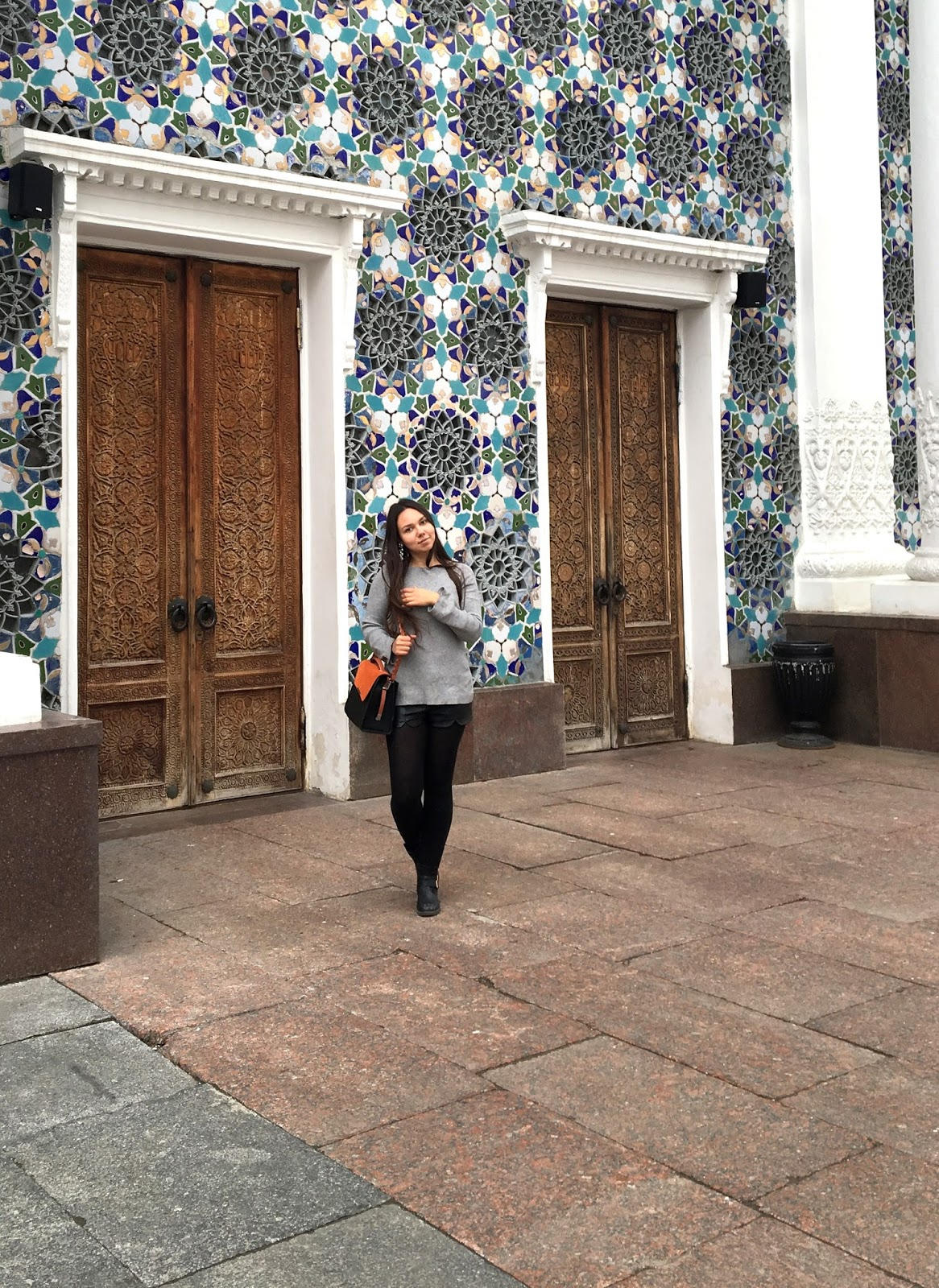 Outfitfotos in moskau