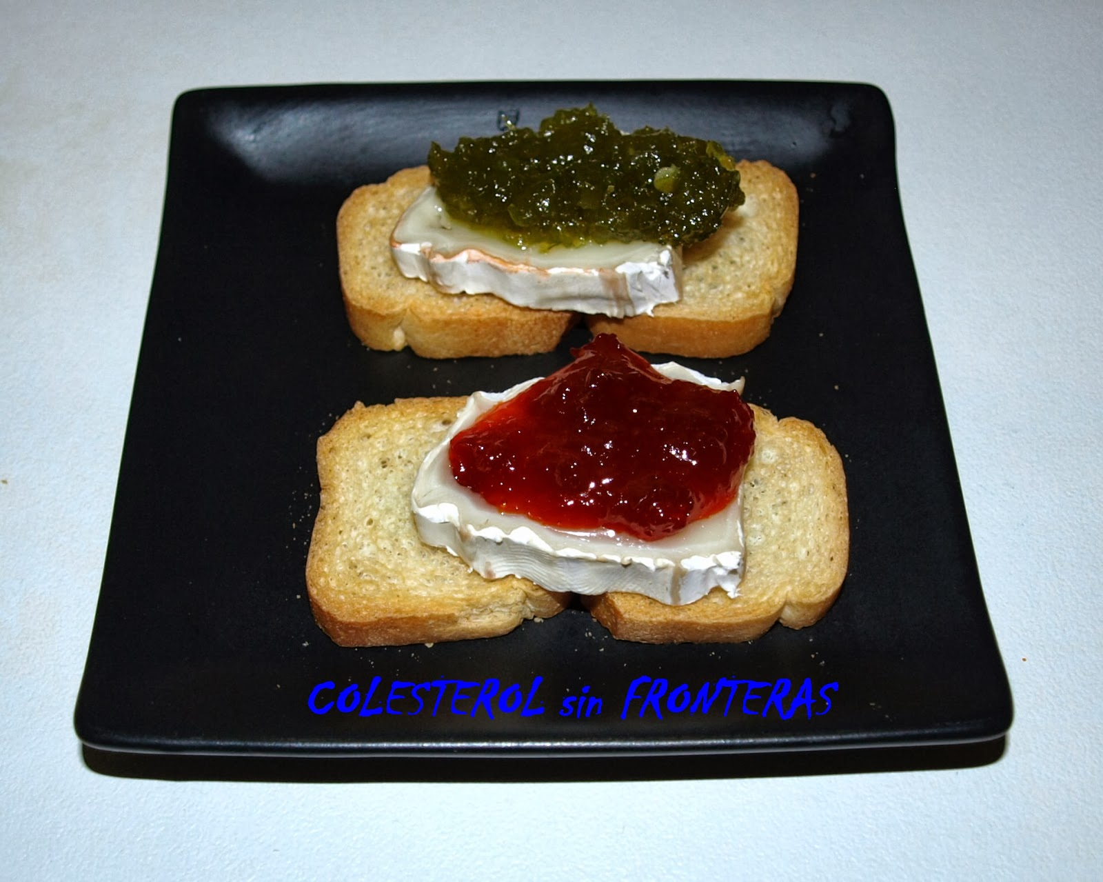 Colesterol sin fronteras mermelada de pimientos verdes - Como hacer mermelada de pimiento ...