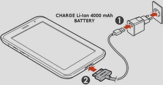 mobile guru u0026 39 s solutions  samsung galaxy tab 2 charging