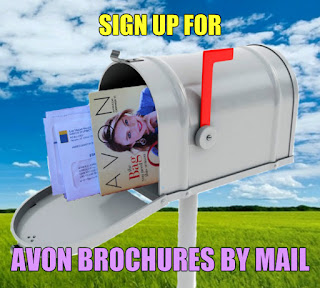 Get an Avon Brochure by Mail