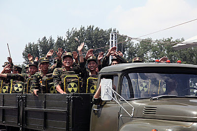 Report: North Korea Sets Up Special Military Units With 'Nuclear Backpacks'