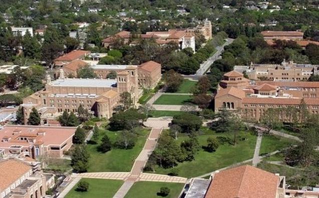 Universidad de California, Los Angeles, Estados Unidos