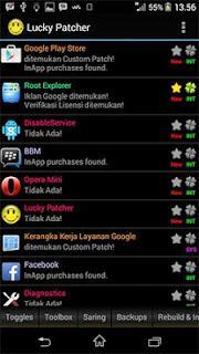 App Lucky Patcher 6.4.4 Apk Terbaru 2017