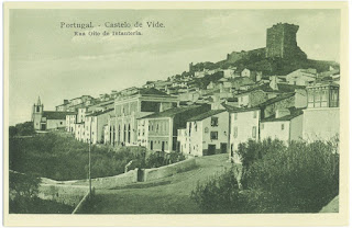 OLD PHOTOS / Castelo, Castelo de Vide, Portugal