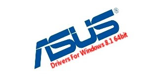 Download Asus X401U  Drivers For Windows 8.1 64bit