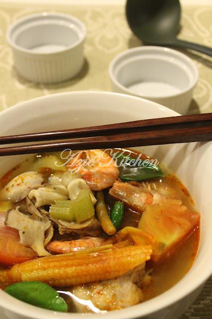 Tom Yam Thai Yang Sedap