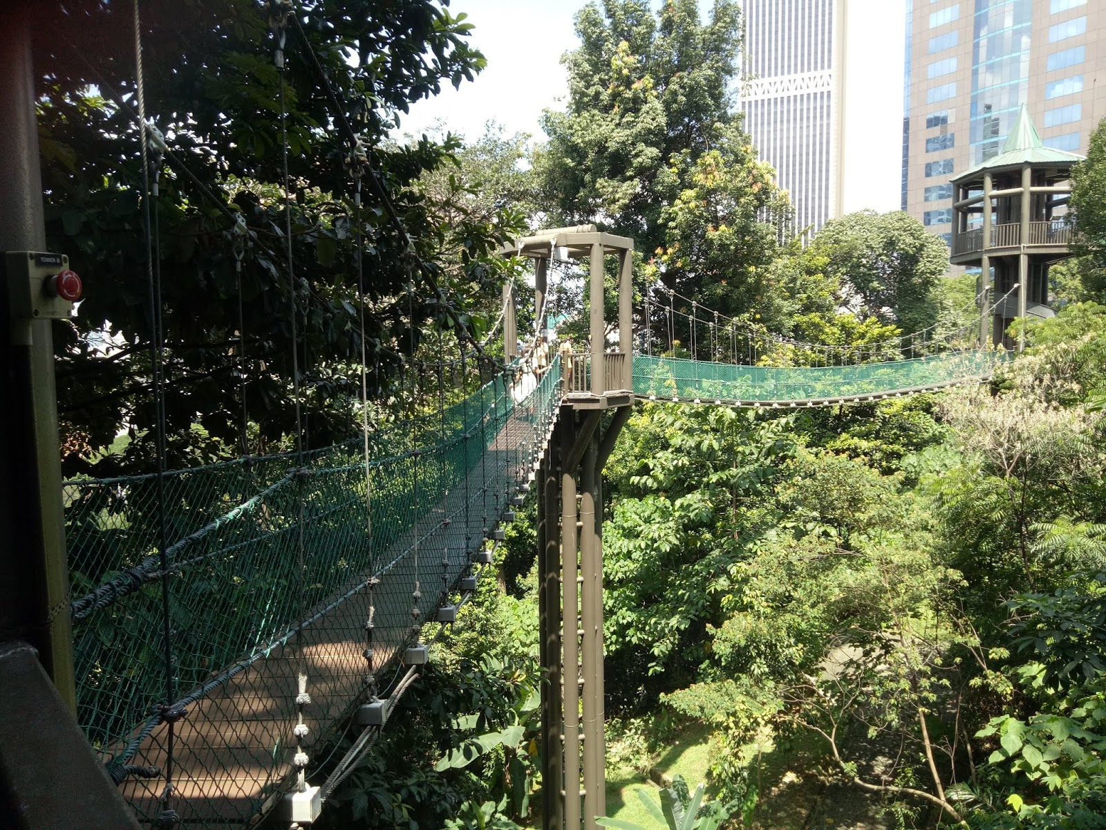 hiking trails in klang valley