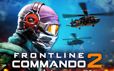 Download Game Android Gratis Frontline Commando 2 apk + obb