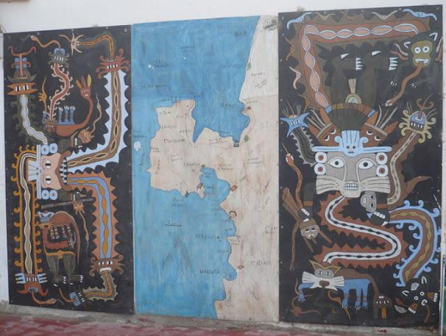 murales in Perù