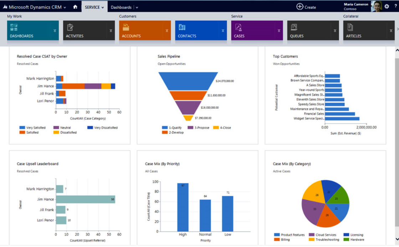 Microsoft Dynamics Customer Service Best Practices