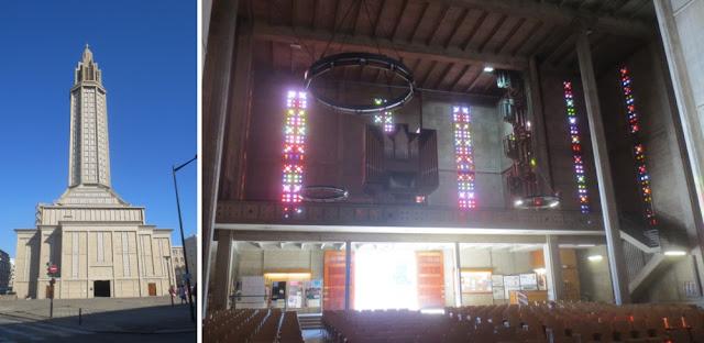 Le Havre - Kirche St. Joseph
