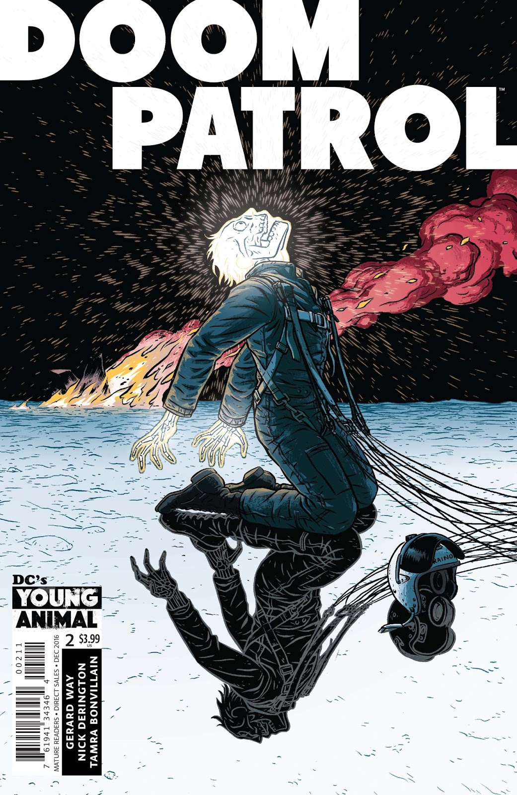 Weird Science Dc Comics Doom Patrol 2 Review And Spoilers Well , after taking a break from aatrox , i played some of him recently. weird science dc comics doom patrol 2