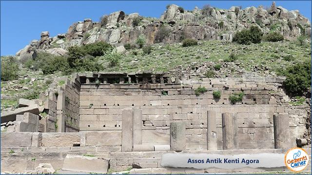 Assos-Antik-Kenti-Tiyatro