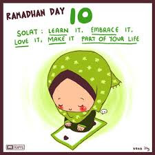 Wordless Wednesday #633...Sekejap Dah 10 Ramadhan