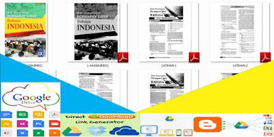 Buku Pemantapan Ujian Nasional 2017 Jenjang SMP Mata Pelajaran Bahasa Indonesia