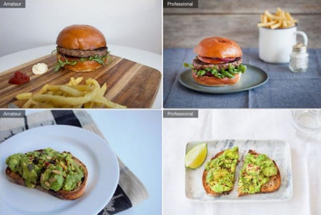 Cara Buat Foto Potret Makanan Ala Instagram