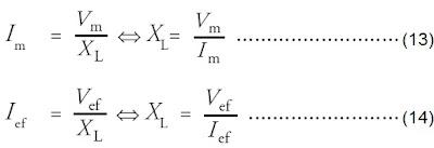 reaktansi induktif arus listrik