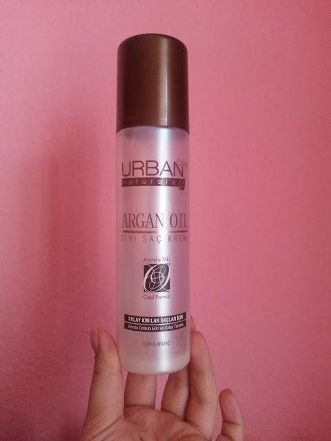 Urban Care Argan Oıl sSıvı Saç Kremi