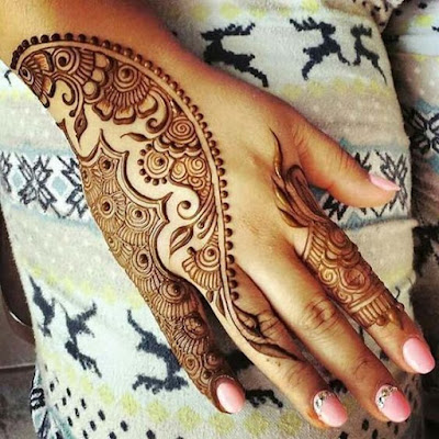 Indian Mehandi Designs