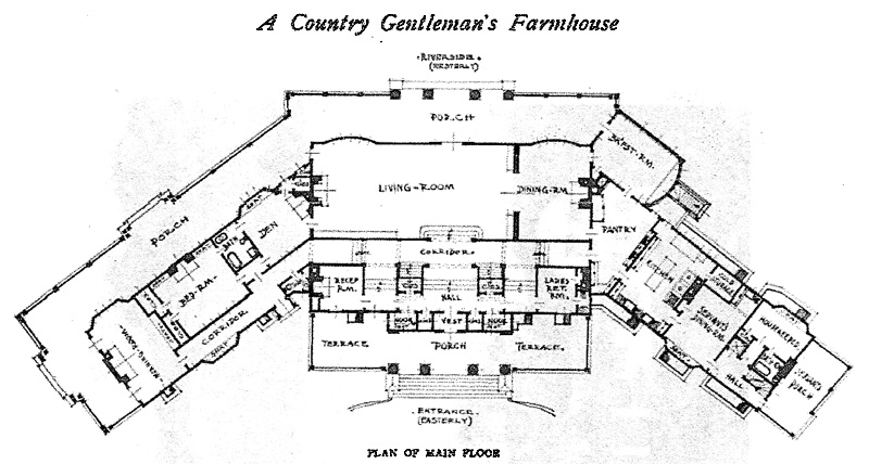 Jack Arnold Style House Plans besides Arthur Curtiss James Mansion New York in addition Suburban House Layout Eplans Country Ehouse Plan besides 30174 furthermore Fair Trade Food Sketch 12877202. on large country home plans