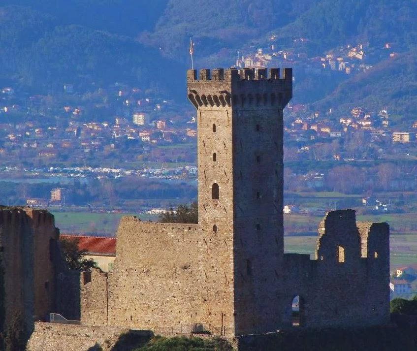 Palazzo Vescovile at Castelnuovo Magra