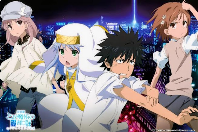 Toaru Majutsu no Index - Best Anime Like Charlotte