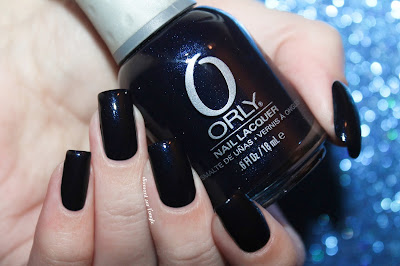"Swatch of the nail polish ""Star Of Bombay"" from Orly"