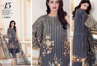 gul ahmed festive collection 2017