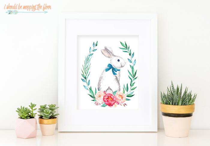 Bunny Printables