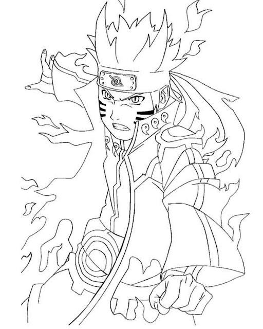 Imágenes De Naruto Para Dibujar